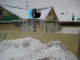 Наш домик со стороны улицы Щетинина