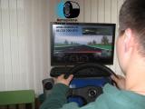 Езда на автосимуляторе